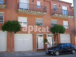 Houses (terraced house), 120.00 m², 4 bedrooms, almost new, C/ Solsones
