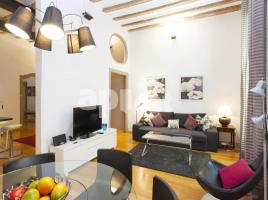 Flat in monthly rentals, 115 m², near bus and train, Banys Nous- Rambla (till 10/07/17)
