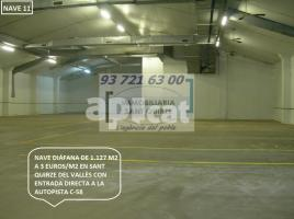 Alquiler nave industrial, 1127 m²