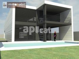New home - Houses in, 635 m², near bus and train, new, CAMI MONTCADA