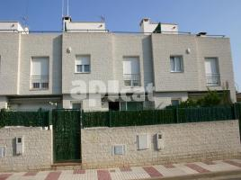 Houses (terraced house), 273.00 m², near bus and train, almost new