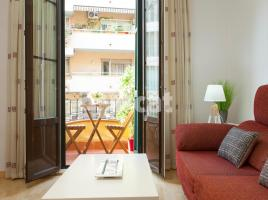 Flat in monthly rentals, 74 m², near bus and train, Aragón - Esquerra De L' Eixample