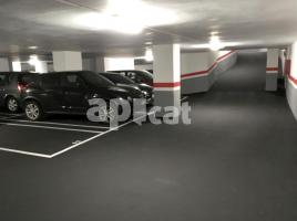 For rent parking, 4.50 m², del Comte d'Urgell