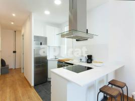 Flat in monthly rentals, 65 m², close to bus and metro, Comte D´urgell - Gra Via