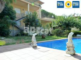Houses (villa / tower), 447.00 m², almost new, Roca Grossa-Serra Brava