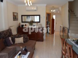 Houses (terraced house), 162.00 m², almost new, Calafell Pueblo